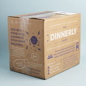 Dinnerly Discount code